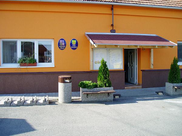 fotografie po rekonstrukci OÚ Malešovice