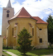 Kostel svatého Štěpána